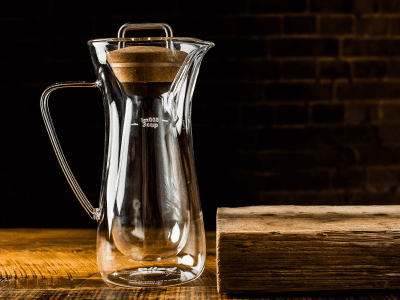 amamus double-walled coffee carafe