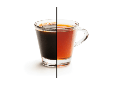 Business coffee Vs tea