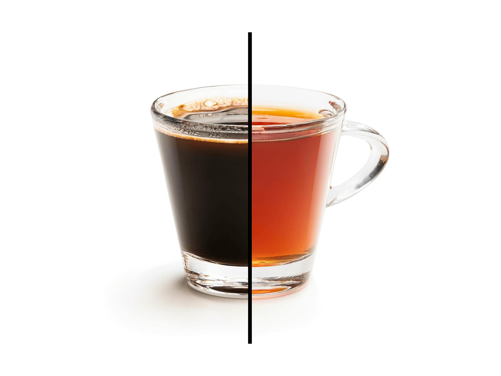 Business coffee Vs tea