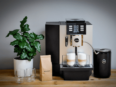 Jura JX8 bean-to-cup