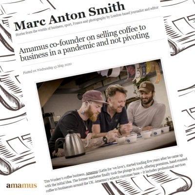 Marc Anton Smith